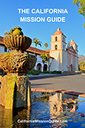 California Mission Guide Book
