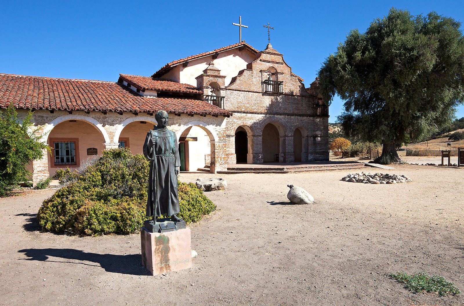 San Antonio de Padua - California Mission Guide