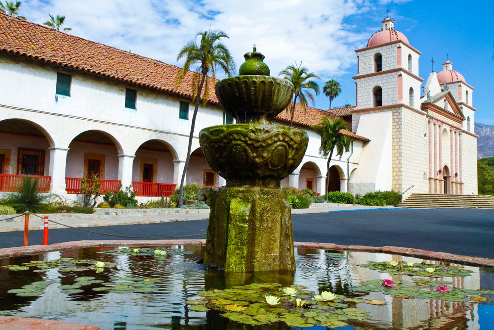 Santa Bárbara - California Mission Guide