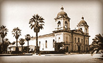 Old Mission Photo