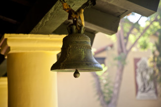 Mission bell.
