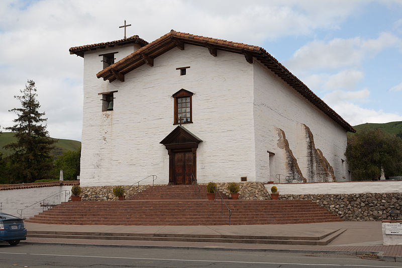 San Jos 233 California Mission Guide