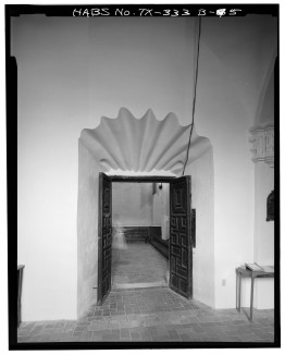 Mission San José y San Miguel de Aguayo, San Antonio, TX